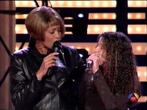 Whitney Houston en Sorpresa Sorpresa, 1999