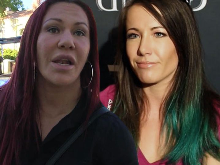 Cris 'Cyborg' Justino Cited For Battery For Punching UFC Fighter