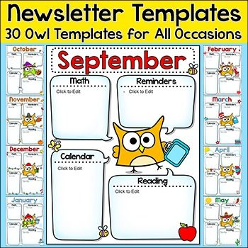 The 25+ best Class newsletter template ideas on Pinterest Parent - newsletter sample templates