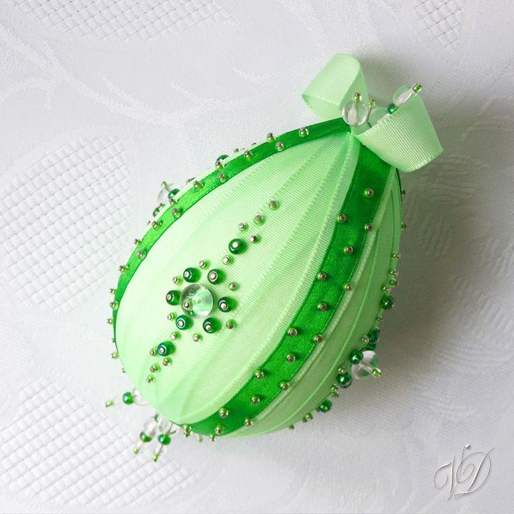 Easter egg decoration - velikonoční vajíčko dekorace | Veronika Designs - fler.cz