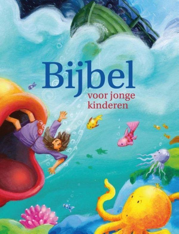 Bijbel voor jonge kinderen