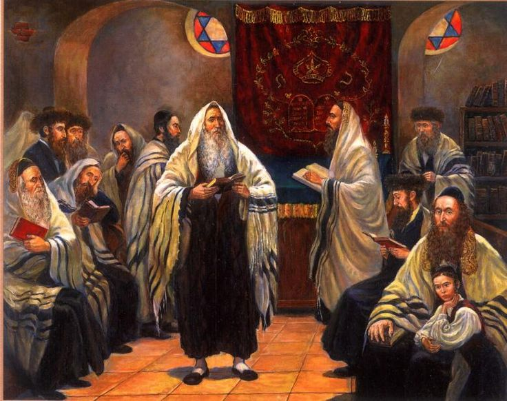 Ancient Jewish songs in the traditional performance; Nichoach.