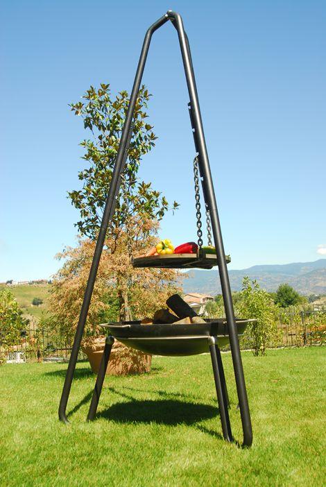 Meta outdoor cooking - Bianchi