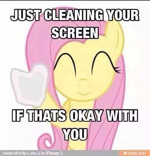 Thanks, Fluttershy! With all that yaoi I've been reading, it sure needs it.