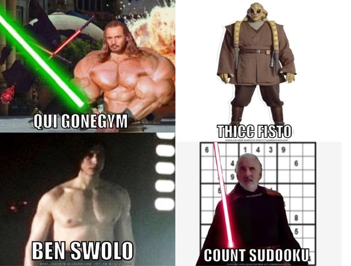 Choose Your Star Wars Character Daily Lol Pics Star Wars Jokes Funny Star Wars Memes Star Wars Humor
