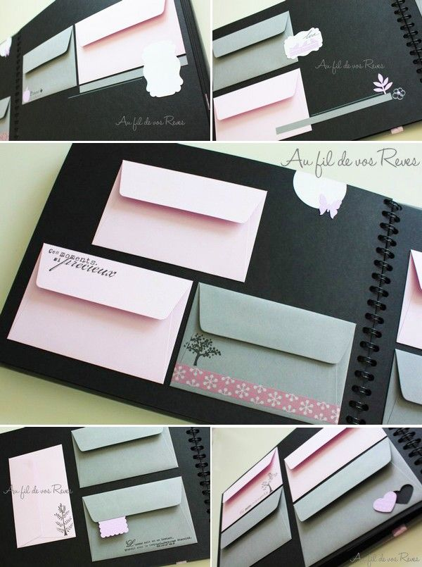 Photo of Trendy scrapbooking ideas wedding guest book