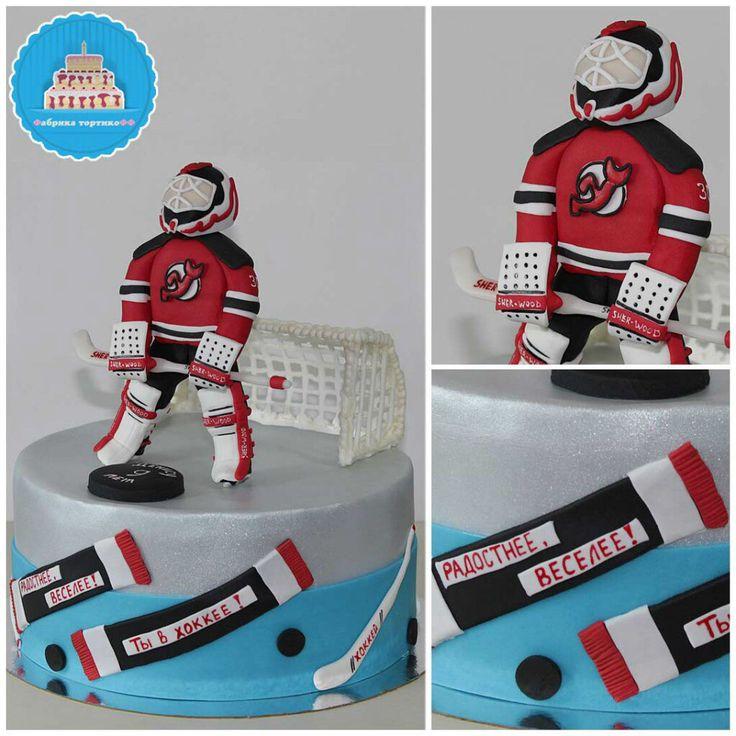женщины картинки для торта хоккей дело это