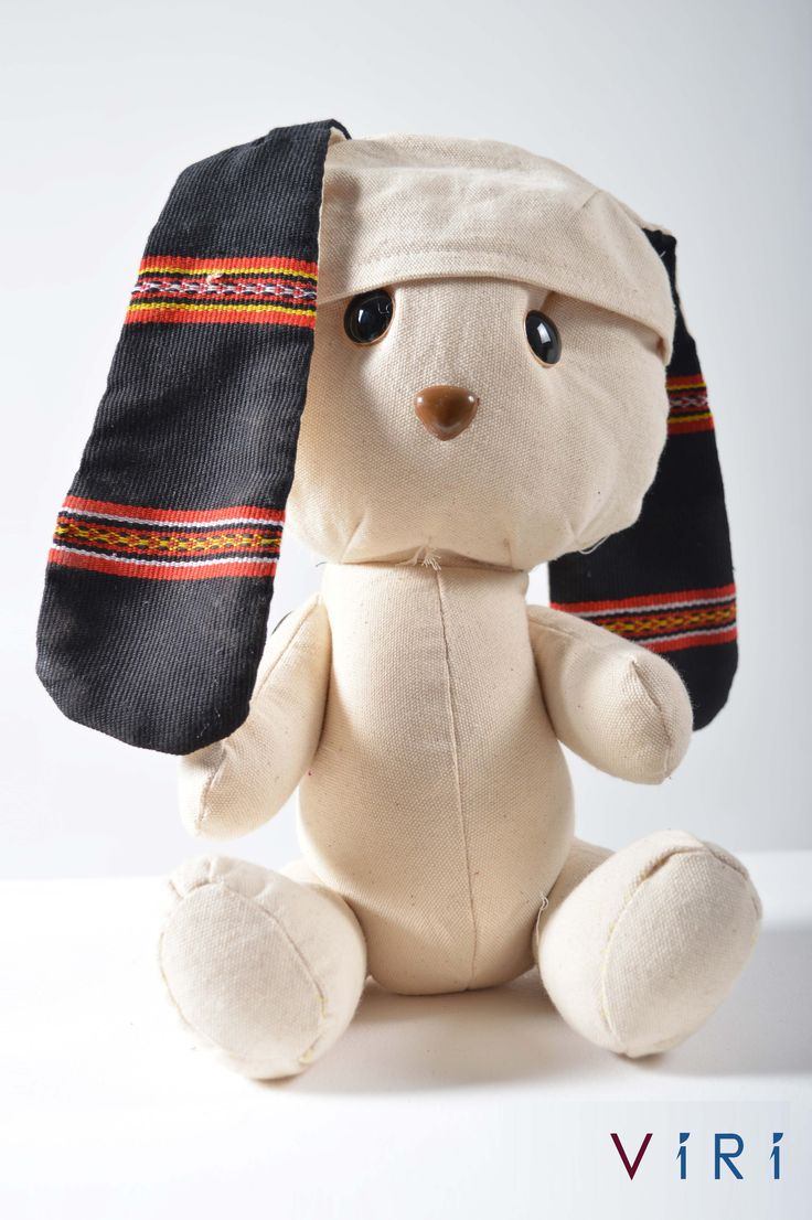 Stuffed toys - Rabbit #VIRI #KIDS #TOYS #ANIMALS