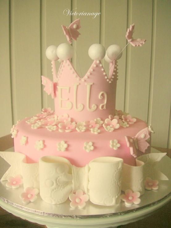 Princess Cake. I soooo would have loved this when I was little.