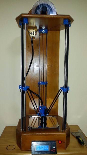 3d home printer with Arduino                                                                                                                                                      More