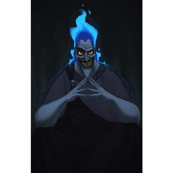 Hades ❤ liked on Polyvore featuring disney, hercules, hades, backgrounds and disney pictures