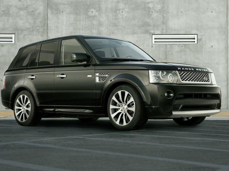 Range Rover Sport-- my 3rd fav ride