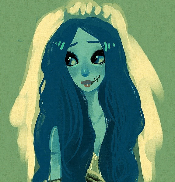 the corpse bride by livetune
