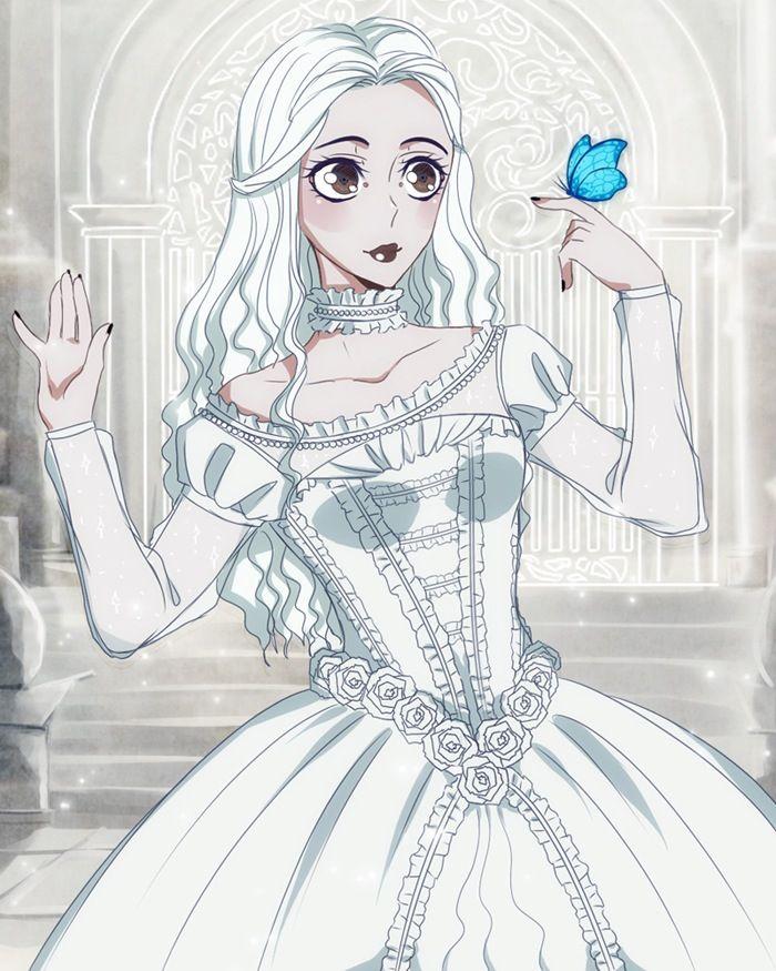 La reina blanca                                                       …