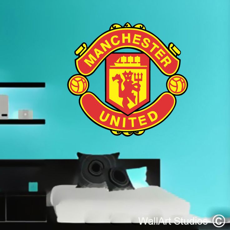 Manchester United Wall Art Decal