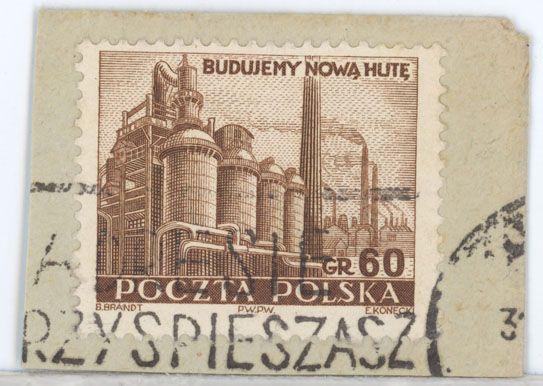 Opakowania i dokumenty w PRL