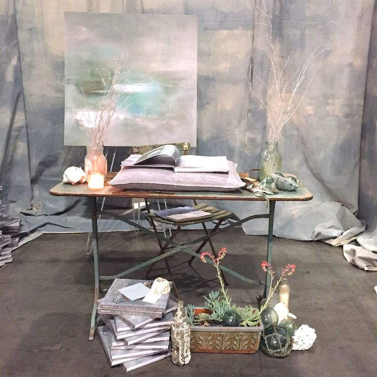 Installation by Heather Ross at the Interior design Show Vancouver Design Revealed | Heather Ross