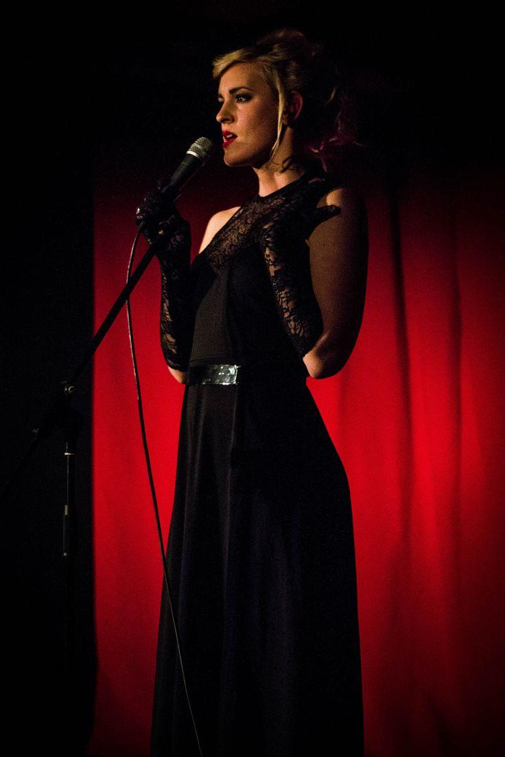 So beautiful, so talented...Lady Jazz <3