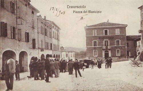 Traversetolo (Parma) più di 100 anni fa