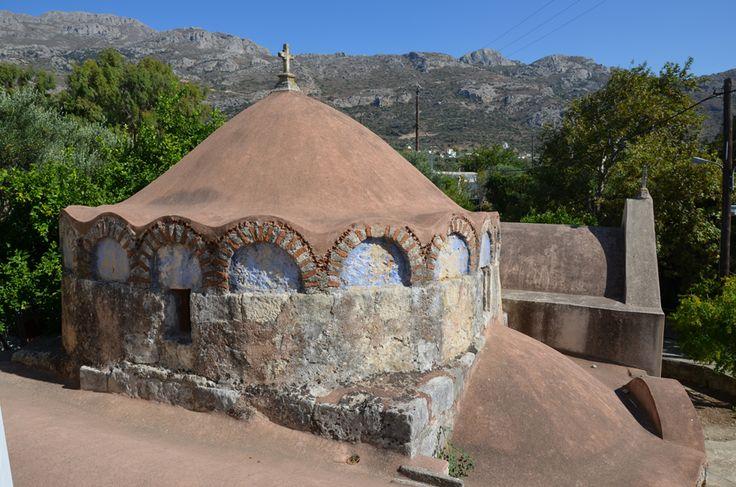 Μωσαϊκό: Αγίου Χαραλάμπους (Επισκοπή)