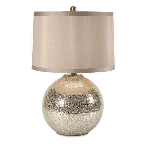 You Ll Love The Bridgeport Modern Mercury Glass 25 Table Lamp At Wayfair Great Deals On All Lighting Mercury Glass Table Lamp Mercury Glass Lamp Glass Lamp