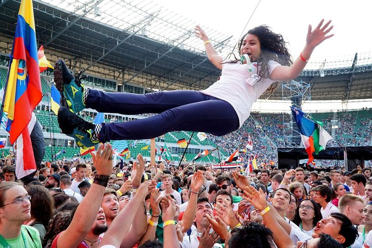 Singing Europe 2016 Stadion Wrocław