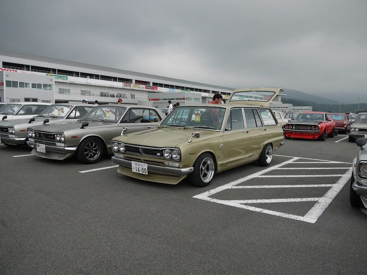 hakosuka wagon yup a nissan skyline c10 1968 datsun dreams pinterest nissan and nissan. Black Bedroom Furniture Sets. Home Design Ideas
