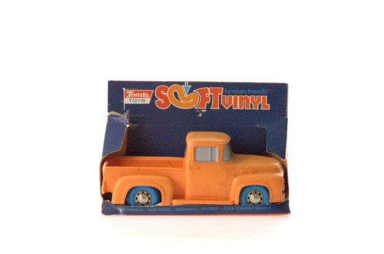 Tomte Studebaker Pick-up med kran serien 1:30