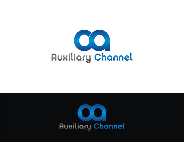 Vector Logo With Sale : Auxiliary Channel