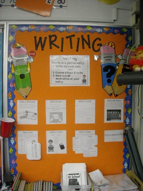 708 best transform your classroom display ideas images on pinterest 2nd grades classroom - Writing corner ideas ...