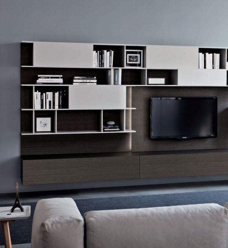Modern TV storage