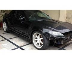 MAZDA RX8 2006 MODEL GENUINE FOR SALE IN GOOD AMOUNT
