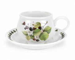 Pomona - 6 šálků a podšálků na čaj 0.20 l - Wild Blackberry