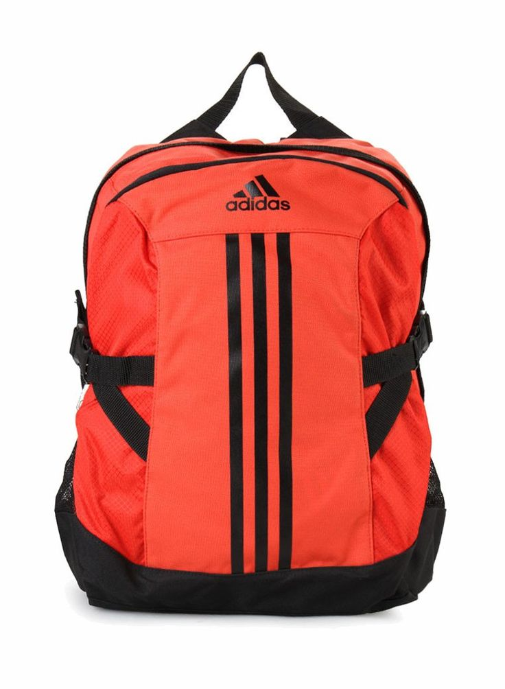 Bp Power II Backpack by adidas. If you're searching for the ideal backpack this oone is the answer. This Adidas Power II bag designed with climacool ventilation and shock absorbing straps to ensure you stay comfortable. Padded laptop compartment, 4 zip pockets, mesh side pockets, adjustable shoulder straps. http://www.zocko.com/z/JINmw