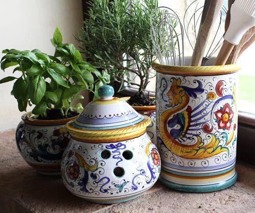 where they make my favorite Italian ceramics