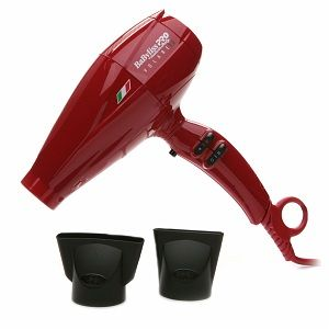 A BaByliss hair dryer with a Ferrari engine?? Yes, please.
