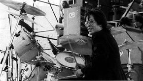 """Jeffrey Thomas """"Jeff"""" Porcaro (April 1, 1954 – August 5, 1992) was an American session drummer and a founding member of the Grammy Award winning band Toto. Porcaro was one of the most recorded drummers in history."""