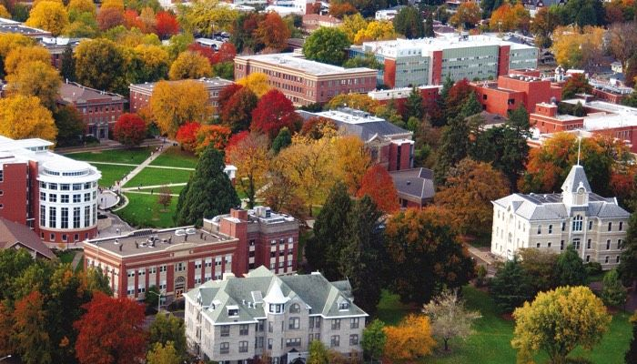 The 50 Best College Towns In America - Best College Reviews