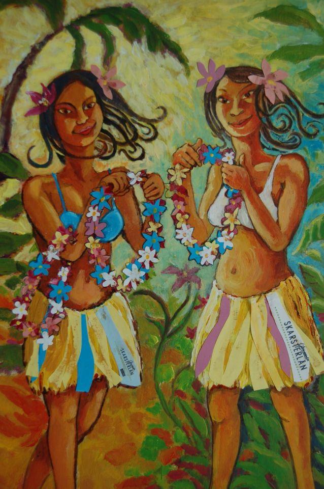 Hawaïaanse begroeting