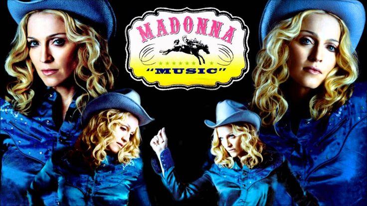 Madonna - Music album (-> -> -> ->)