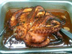 Pulpo al Horno Te enseñamos a cocinar recetas fáciles cómo la receta de Pulpo al Horno y muchas otras recetas de cocina..