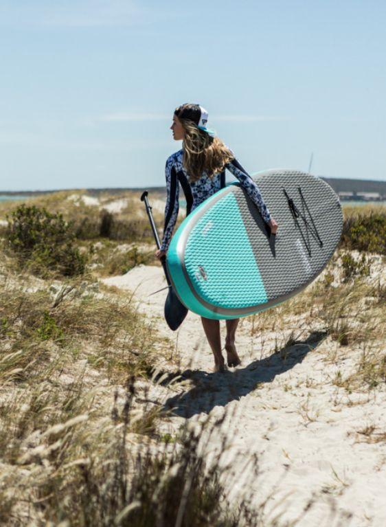 Brunotti all board Sports 16 campaign women available at www.brunotti.com/... #GetonBoard - Sup Big Bastard / bikini / beachwear / sup active / fitness