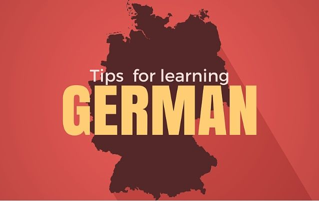 Tips For Learning German #LearnLanguages #German #LearnGerman #SlideShare #LingoSteve