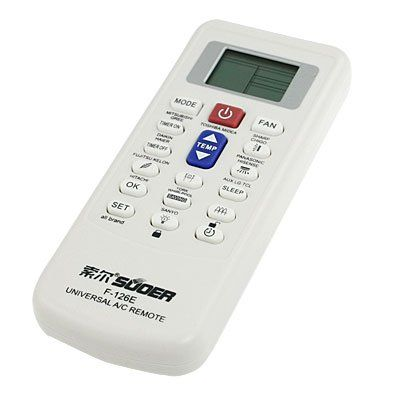 Universal Digital LCD A/C Air Conditioner Remote Control for Panasonic: Amazon.co.uk: Kitchen & Home