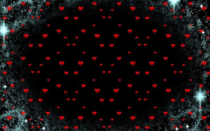 Imágenes de corazones brillantes con movimiento para facebook ...
