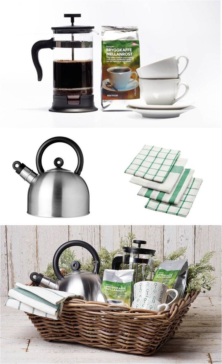 Holiday Gift Baskets Made Easy by IKEA   Start by picking a theme  like thisBest 25  Tea gift baskets ideas on Pinterest   Gift jars  Tea  . Great Kitchen Tea Gift Ideas. Home Design Ideas