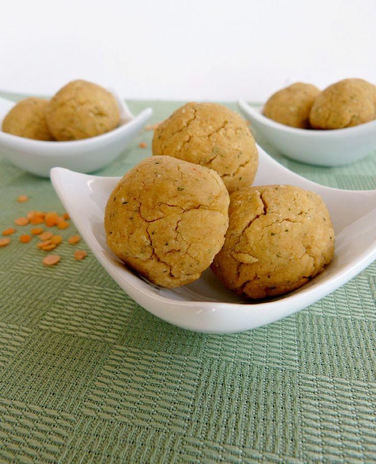Vanilla & Spice: Indian-Spiced Red Lentil & Mango Bites