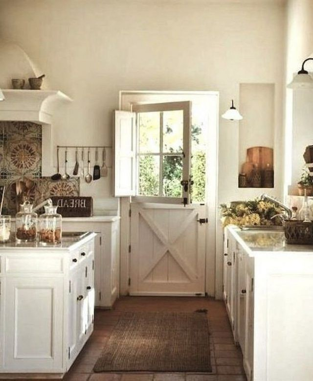 90 Remarkable Farmhouse Kitchen Ideas On A Budget Country Kitchen Designs Farmhouse Kitchen Design Country Kitchen Farmhouse