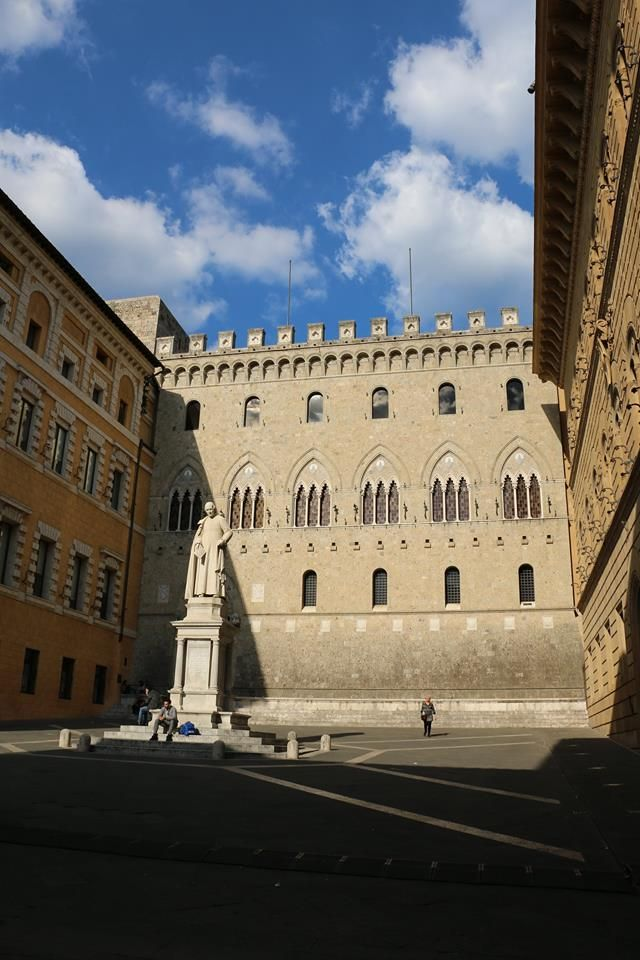 Banca Monte dei Paschi Siena