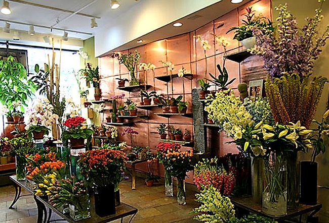 Bridal Florist Nyc : Best ideas about florist interior on